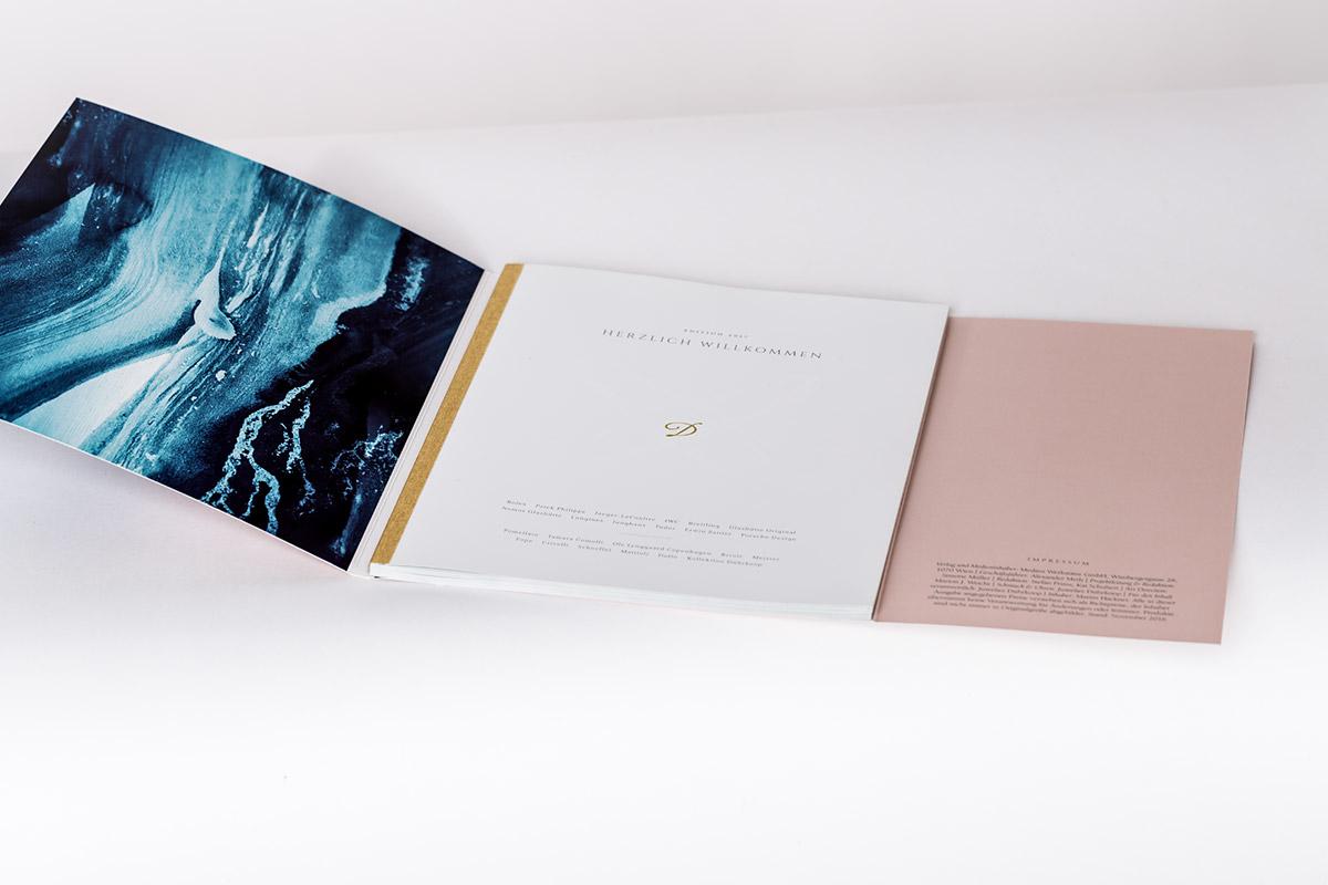 Schweizer Broschuren